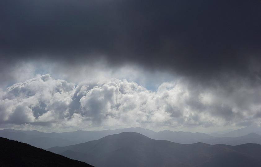 The Otay Mountains