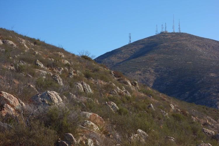 Mount San Miguel
