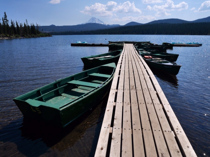 Olallie Lake Resort