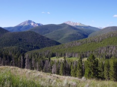 Above Breckenridge