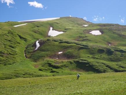 Along the Colorado Trail