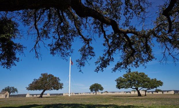 Fort McKavett, Texas.