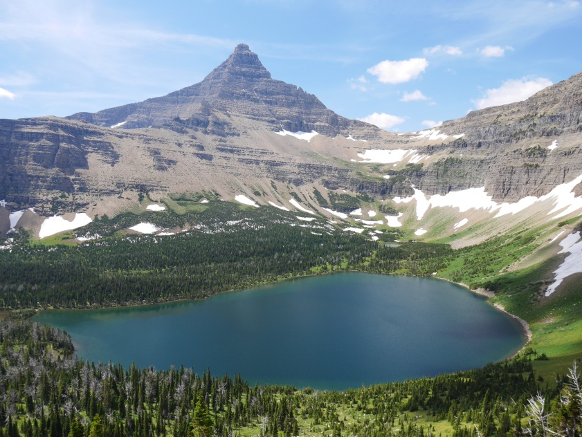 Oldman Lake, Glacier National Park