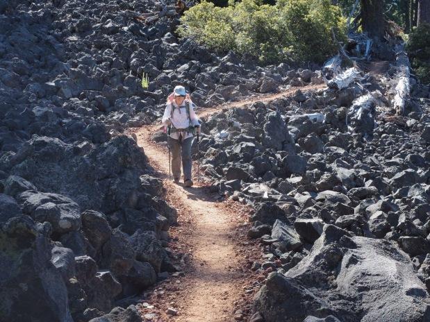 Brown Mountain Lava Flow