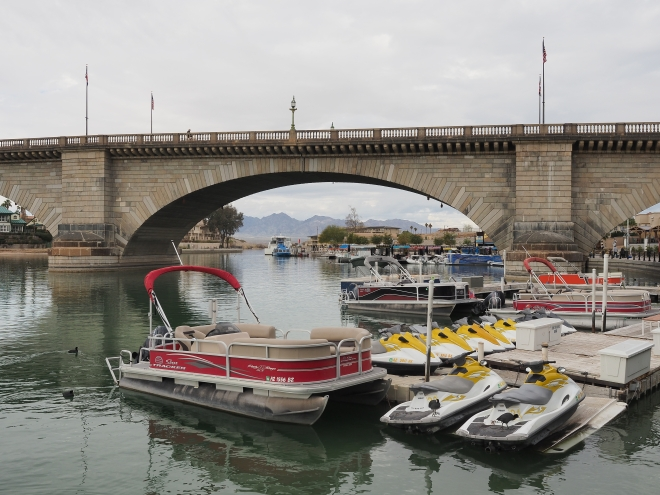 London Bridge, Lake Havasu City, AZ.